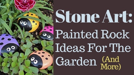 Stone Art & Painted Rocks