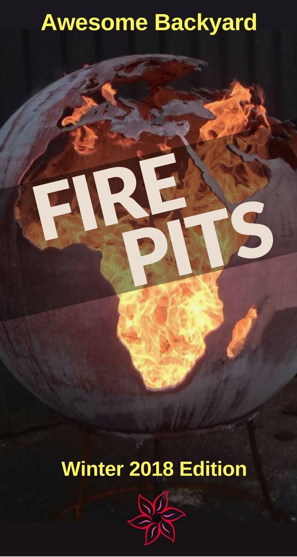 Awesome Backyard Fire Pits 2018